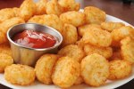 Bocaditos de patata y queso