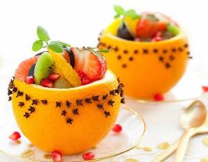 Cesta de frutas de Fiesta