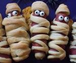 Momias de salchichas