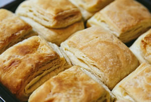 Baklava, pastelillos árabes